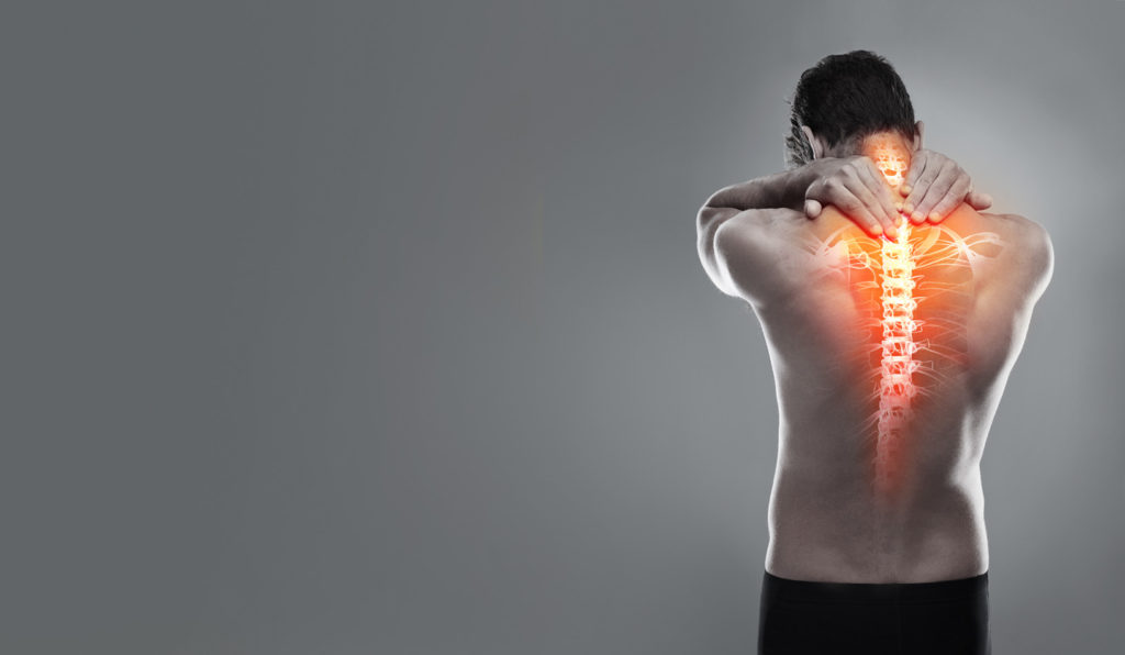 dolor crónico y aceite de CBD