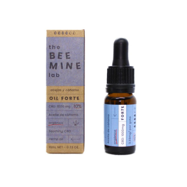 Aceite de CBD 10% Beemine - Cannabity